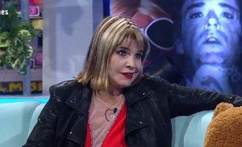No es Fito: Fabi Cantilo confesó un amorío con un importante rockero  | Televisión