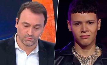 La Voz: insólita defensa de Pallares tras dar como ganador a Santiago Borda | Televisión