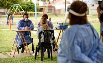 Operativos de testeo de COVID-19 en escuelas de Morón | Coronavirus en argentina