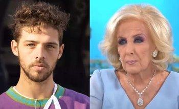 La condición de Santi Maratea para estar en la mesa de Mirtha   Televisión