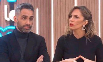 Sandra Borghi dejó mal parado al Pollo Álvarez en vivo   Televisión