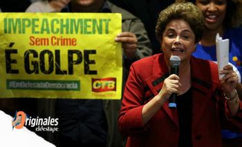 Lecciones politicas a 5 años del golpe contra Dilma Rousseff | Un caso de lawfare