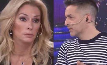 """Yanina Latorre apuró a Ángel de Brito en vivo: """"Te pasa algo""""   Televisión"""