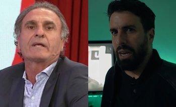 Flavio Azzaro humilló a Ruggeri tras su descargo en ESPN | Televisión