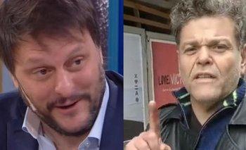 Leandro Santoro dejó en ridículo a Alfredo Casero tras un cobarde ataque | Política