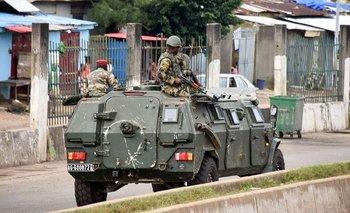 Intento de Golpe en Guinea: militares tomaron el Gobierno y detuvieron al presidente   Golpe de estado