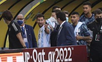 Escándalo en las Eliminatorias: el comunicado de ANVISA sobre la Selección | Selección argentina