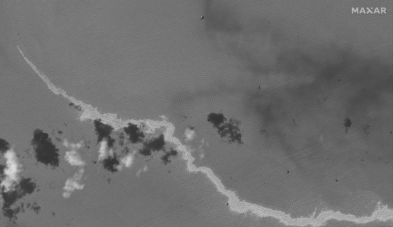 EEUU investiga cerca de 350 reportes de derrames petróleo tras el paso del huracán Ida   Cambio climático