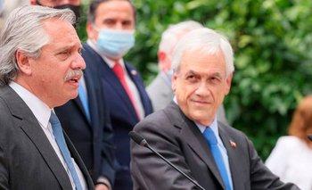 Tensión con Chile: dura respuesta del Gobierno argentino a Piñera | Alberto presidente