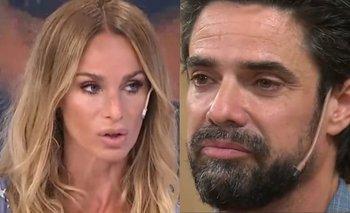 La reacción de Sabrina Rojas por el romance de Luciano Castro y Flor Vigna   Televisión