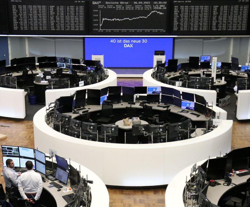 Las bolsas europeas se mantienen por debajo de máximos históricos | Mercados