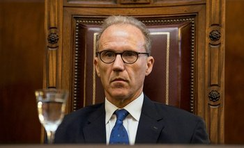 "Rosenkrantz confesó que es amigo de ""Pepín"" Rodríguez Simón  | Extorsión al grupo indalo"