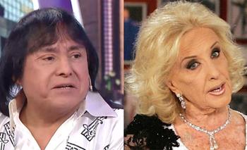 Ricky Maravilla recordó cuando lo denigraron en lo de Mirtha   Televisión