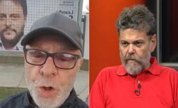 El rotundo respaldo de León Gieco a Leandro Santoro contra Alfredo Casero | León gieco