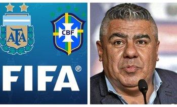 Brasil vs Argentina: el comunicado de FIFA que preocupa a la AFA   Eliminatorias sudamericanas