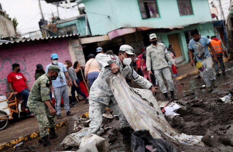 Inundaciones mortales en México: tragedia en un hospital   Cambio climático