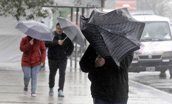 Alerta meteorológica por fuertes vientos en 15 provincias | Pronóstico del tiempo
