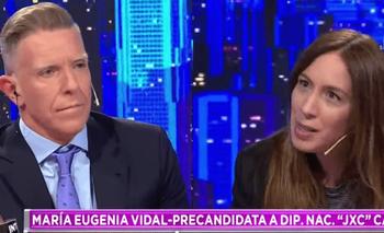 El papelón de Fantino para blindar a Vidal por el departamento | Corrupción m