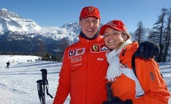 Schumacher: su esposa rompió el silencio a 8 años del accidente   Michael schumacher