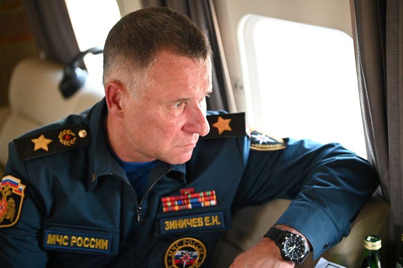 Muere un ministro ruso intentanto ayudar a un documentalista  | Rusia