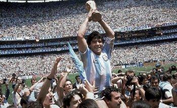La marca que vistió a la Selección Argentina en el Mundial '86 vuelve al país | Reactivación económica