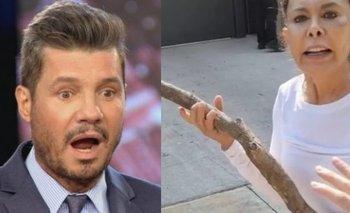 Ex figura de ShowMatch fue agredida en la calle con un palo | Farándula
