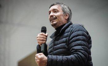 Máximo llamó a la reconstrucción del país y apuntó contra Larreta | Frente de todos