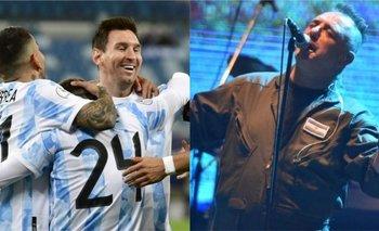 Ricardo Iorio cantaría el himno en el partido de Argentina ante Bolivia    Selección argentina