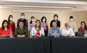 Castañeira cerró la campaña del Nuevo Mas de cara a las PASO | Elecciones 2021