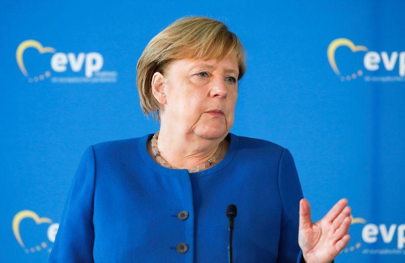 Merkel se enfrenta a una dura batalla electoral tras 16 años en el poder | Alemania