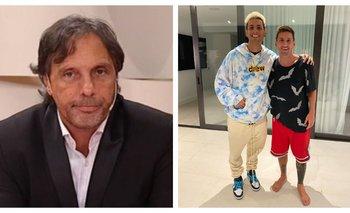 Gustavo López no fue invitado a la cancha y estalló contra los streamers   Selección argentina