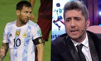 El inesperado pedido de Jey Mammón para la Selección Argentina | Televisión