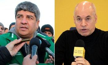 Pablo Moyano apuntó contra Larreta por pedir la quita de la indemnización | Reforma laboral
