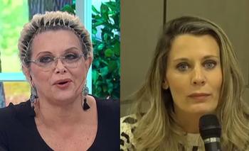 """Carmen Barbieri apuró a Marengo en vivo: """"¿Estás ninguneando?""""   Televisión"""