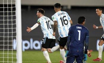 Lionel Messi destrozó un récord de Pelé con sus tres goles ante Bolivia   Selección argentina