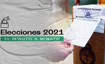 PASO 2021 en vivo: minuto a minuto las elecciones | Elecciones 2021