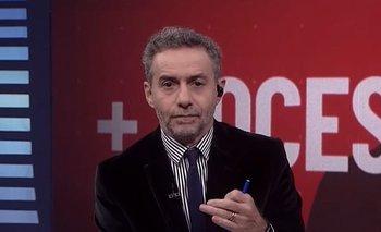 En el canal de Macri, Majul violó la veda con un editorial incendiario | Televisión