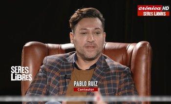 El calvario de Pablo Ruíz por su adicción a la cocaína | Televisión