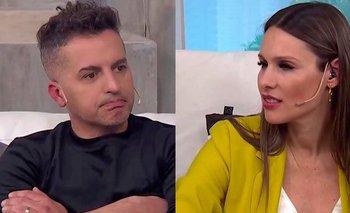 Pampita sorprendió a Ángel de Brito con una pregunta íntima | Televisión