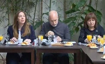 Juntos por el Cambio realizó el tradicional desayuno electoral   Elecciones 2021