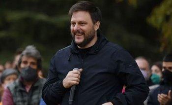 Elecciones 2021: Leandro Santoro votó en Boedo | Elecciones 2021