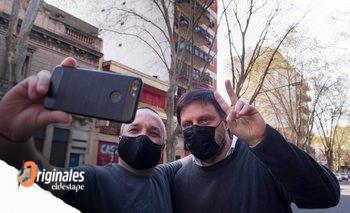 Santoro apuesta a motivar a la militancia para enfrentar a las dos derechas | Elecciones 2021