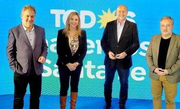 El candidato de Perotti se impone en la interna de Todos en Santa Fe   Elecciones 2021