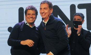 Santilli y Manes lanzarán juntos la campaña bonaerense rumbo a las generales | Juntos por el cambio