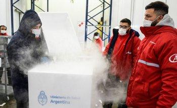 Más vacunas contra el COVID-19: hoy arriban más de 160 mil dosis de Pfizer a la Argentina | Vacuna del coronavirus