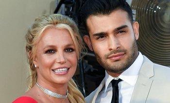 Britney Spears anunció su compromiso con Sam Asghari | Farándula