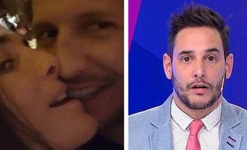 Lussich lanzó un picante comentario sobre el beso de Juana Viale y su novio | Televisión