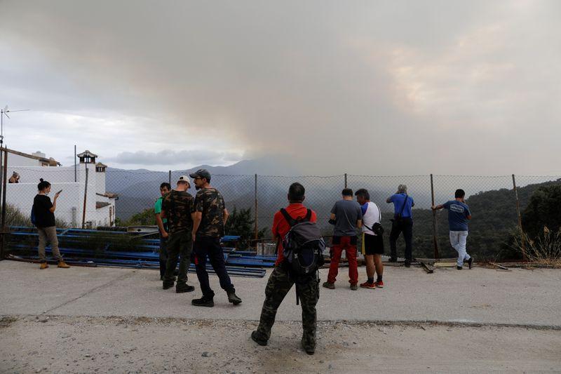 Después de seis días de fuego, la lluvia aplacó los incendios en España | Cambio climático
