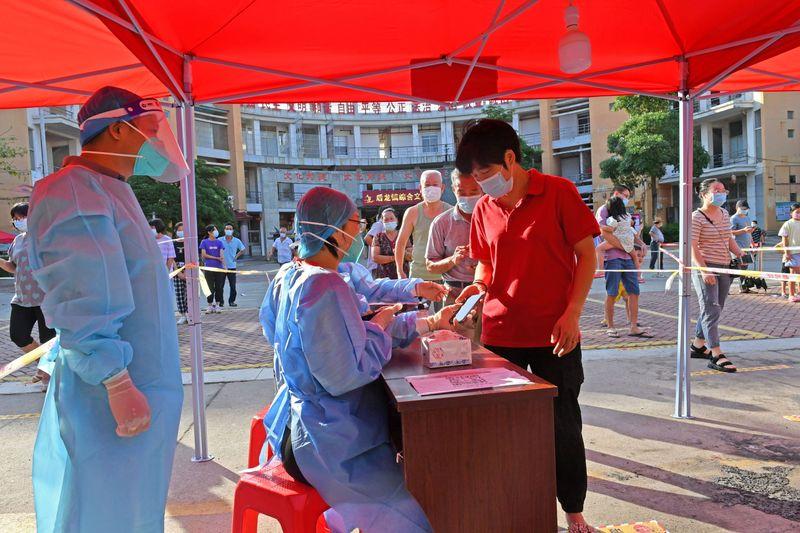 China en alerta máxima por propagación de la variante Delta | Coronavirus