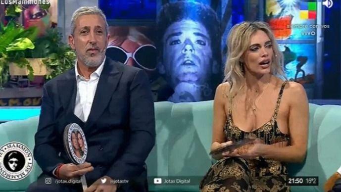 Emilia Attias, Turco Naím, Los Mammones, América TV, Jey Mammón, televisión
